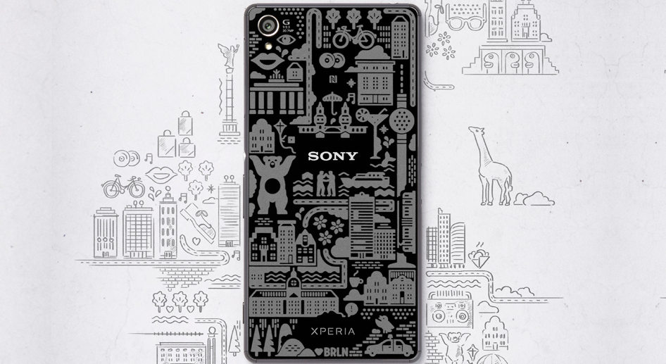 sony xperia z3 limited edition