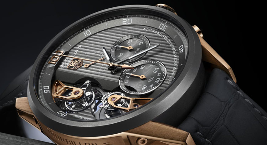 Tag Heuer To Release Luxury Smartwatch