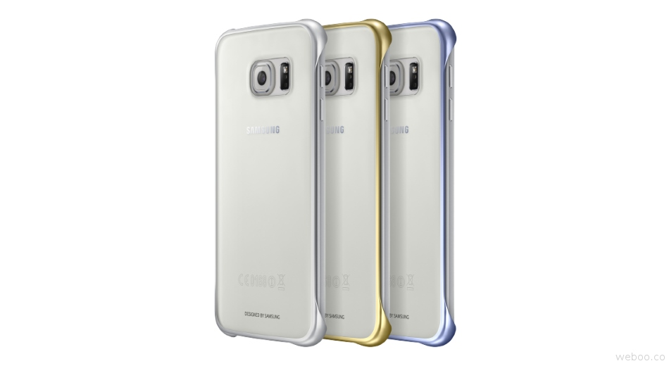 samsung galaxy s6 phone case clear