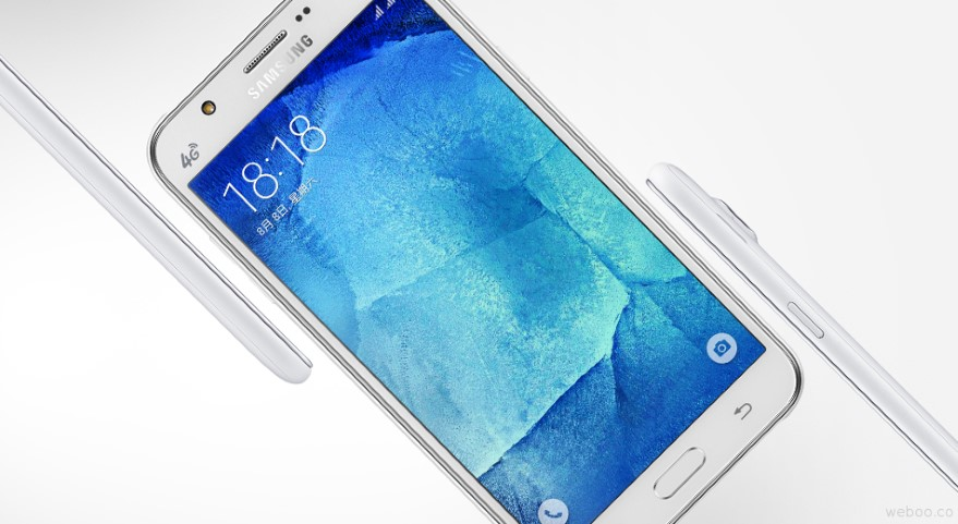 Samsung Galaxy J5 and J7 Feature Front Facing LED Flash