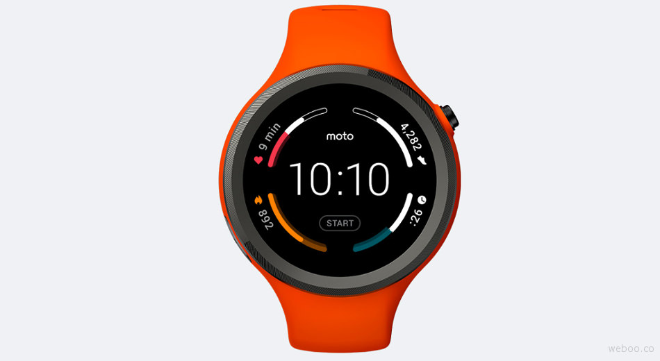 The New Moto 360 Sport Designed for Fitness Enthusiasts with the Built-in GPS Price Specifications