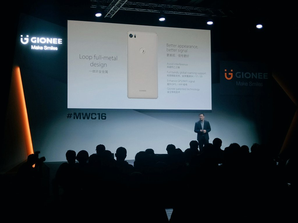Gionee S8 with 3D Touch Display and 4GB of RAM Priced at 449 Euros (4)