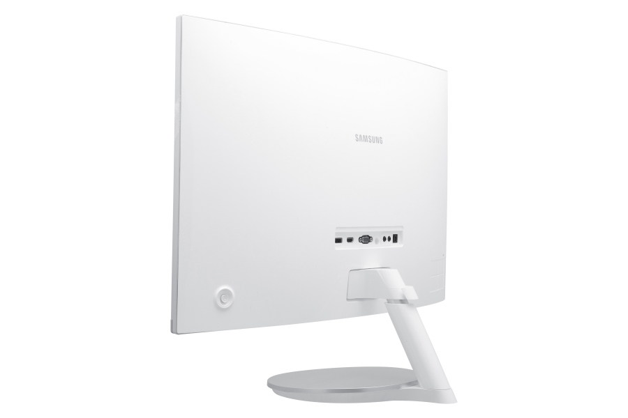 Samsung CF591 Curved Monitor