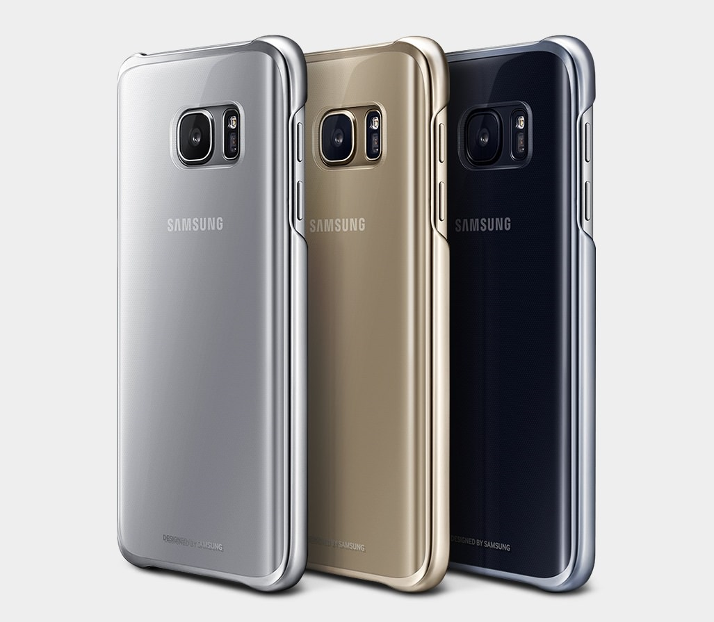 Samsung Clear Cover Case for the Galaxy S7