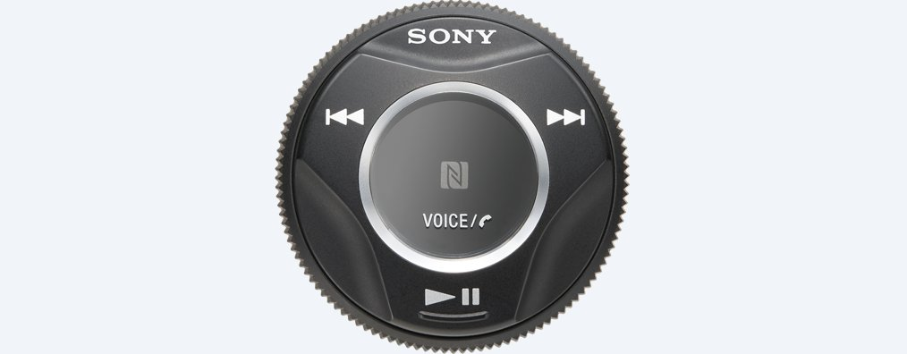 sony in car smartphone remote controller rm x7bt with bluetooth weboo. Black Bedroom Furniture Sets. Home Design Ideas