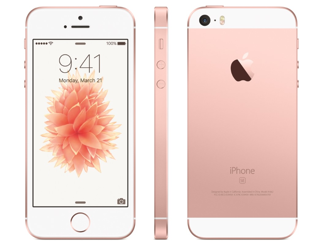 apple iphone se rose gold unboxing video weboo. Black Bedroom Furniture Sets. Home Design Ideas