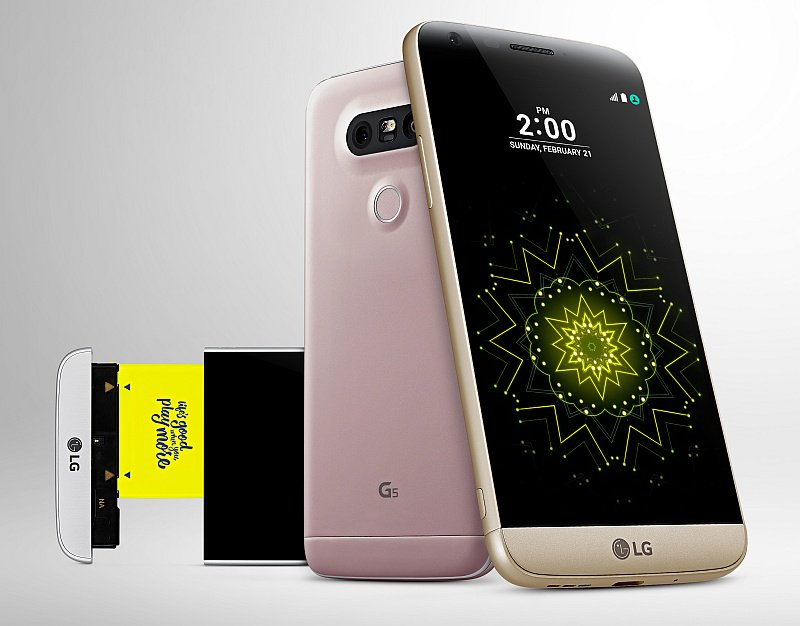 LG G5 SIM Free £459 with Free Delivery