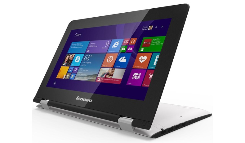 """Lenovo Yoga 300 11.6"""" Convertible PC-Tablet Now Selling for £250"""