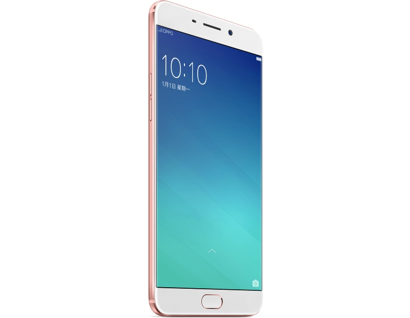 oppo r9 and oppo r9 plus pink