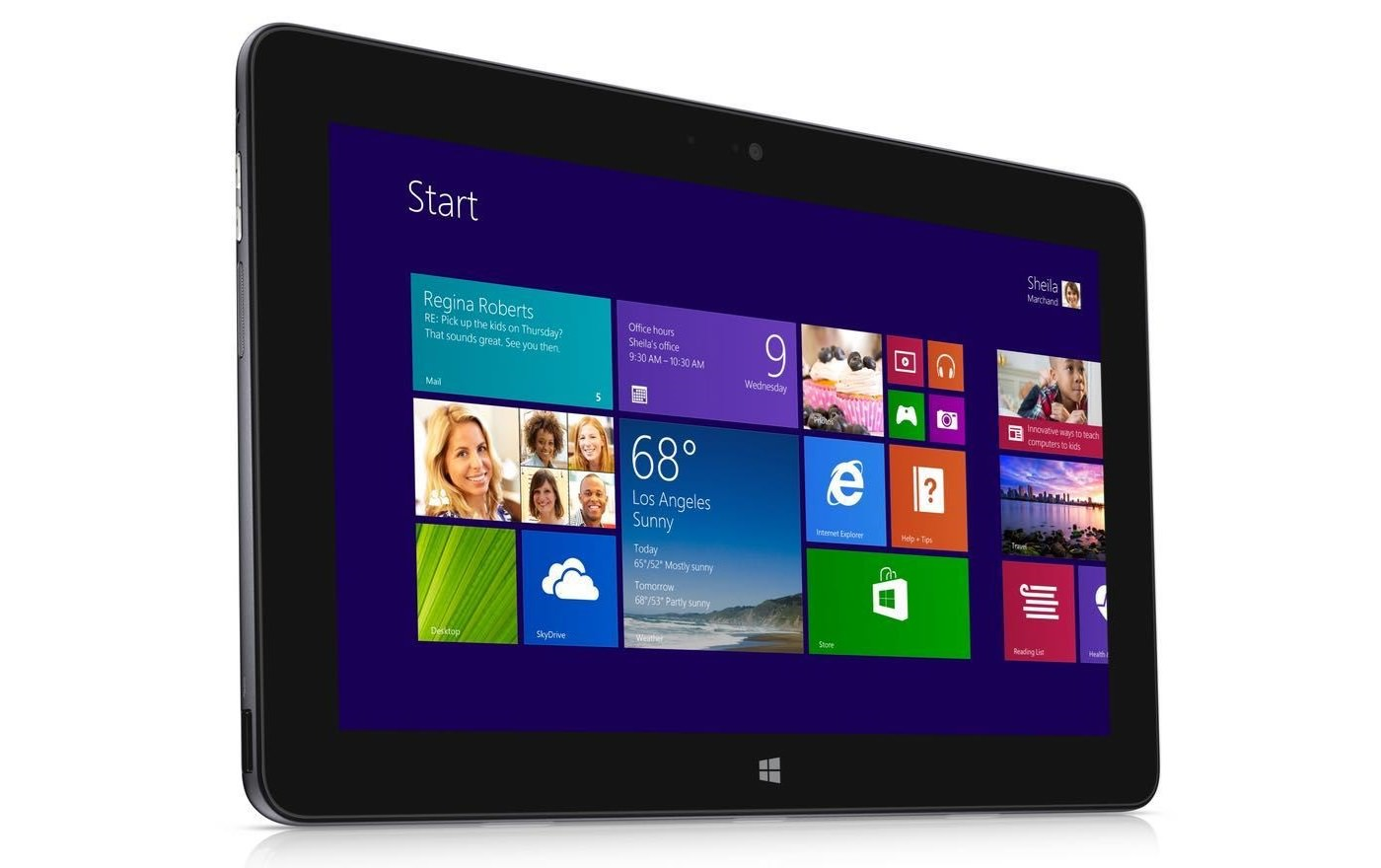 Buy Dell Venue 11 Pro - 7140 Tablet for as Little as £286.79