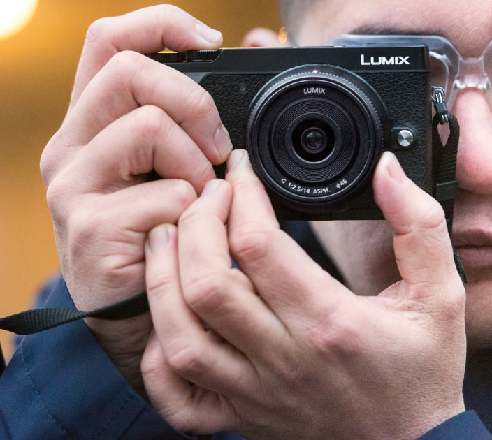Panasonic Lumix DMC-GX80 4k Camera