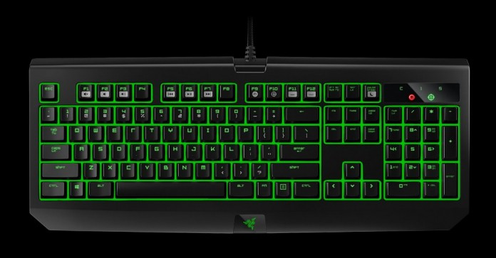 Razer Blackwidow Ultimate 2014 Elite Mechanical USB Keyboard
