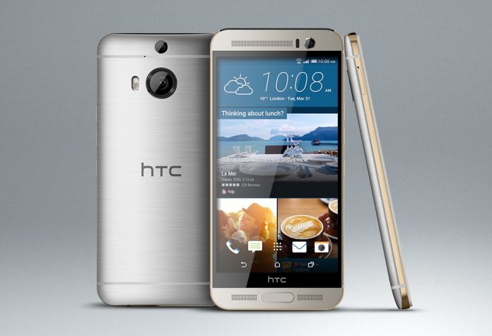 HTC One M9+ Prime Camera Edition Officially Goes up for ...
