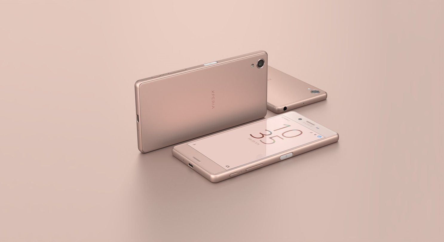 19bbef43d2a186 The Sony Xperia X features a 5-inch 1080p Full-HD Triluminos display for  mobile powered X-Reality for mobile engine, Qualcomm Snapdragon 650  processor, ...