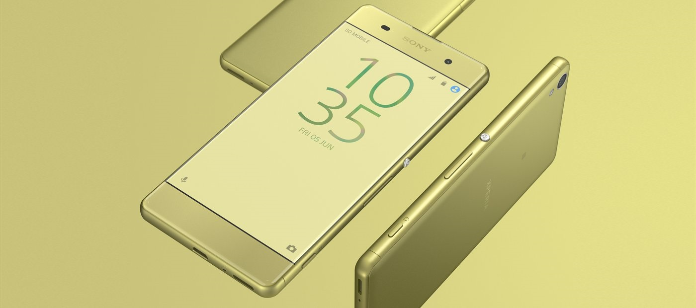 215561851b4d06 Sony Xperia X and Xperia XA Launched in India   Weboo