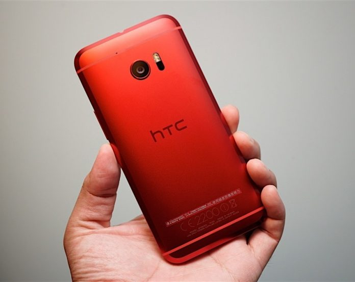 htc now selling the camellia red htc 10 in taiwan hands on weboo. Black Bedroom Furniture Sets. Home Design Ideas