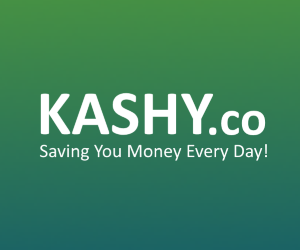 Kashy.co Saving You Money Every Day!