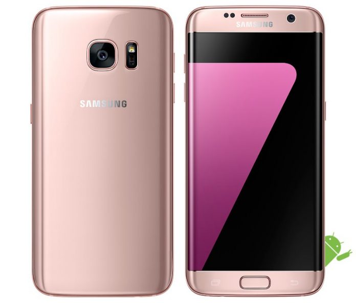 pretty nice e4ed6 71356 Samsung Galaxy S7 / S7 Edge Pink Gold Now Available in the UK – Weboo