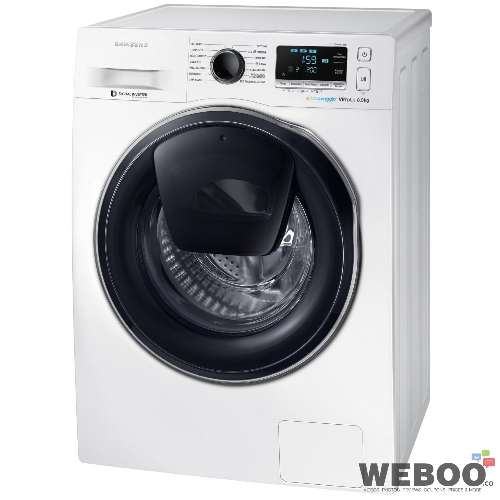 Samsung Unveils Addwash Washer Dryer Combo Amp Addwash Slim