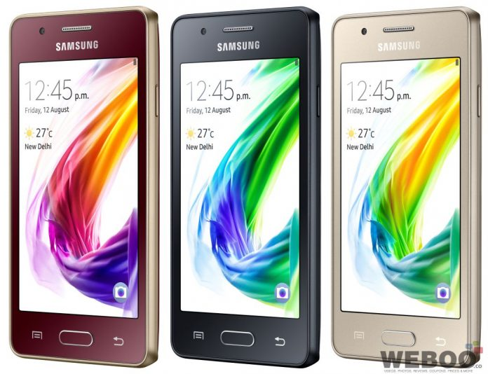 Samsung Z2 Tizen Powered 4g Smartphone Launched In India For 70 Usd
