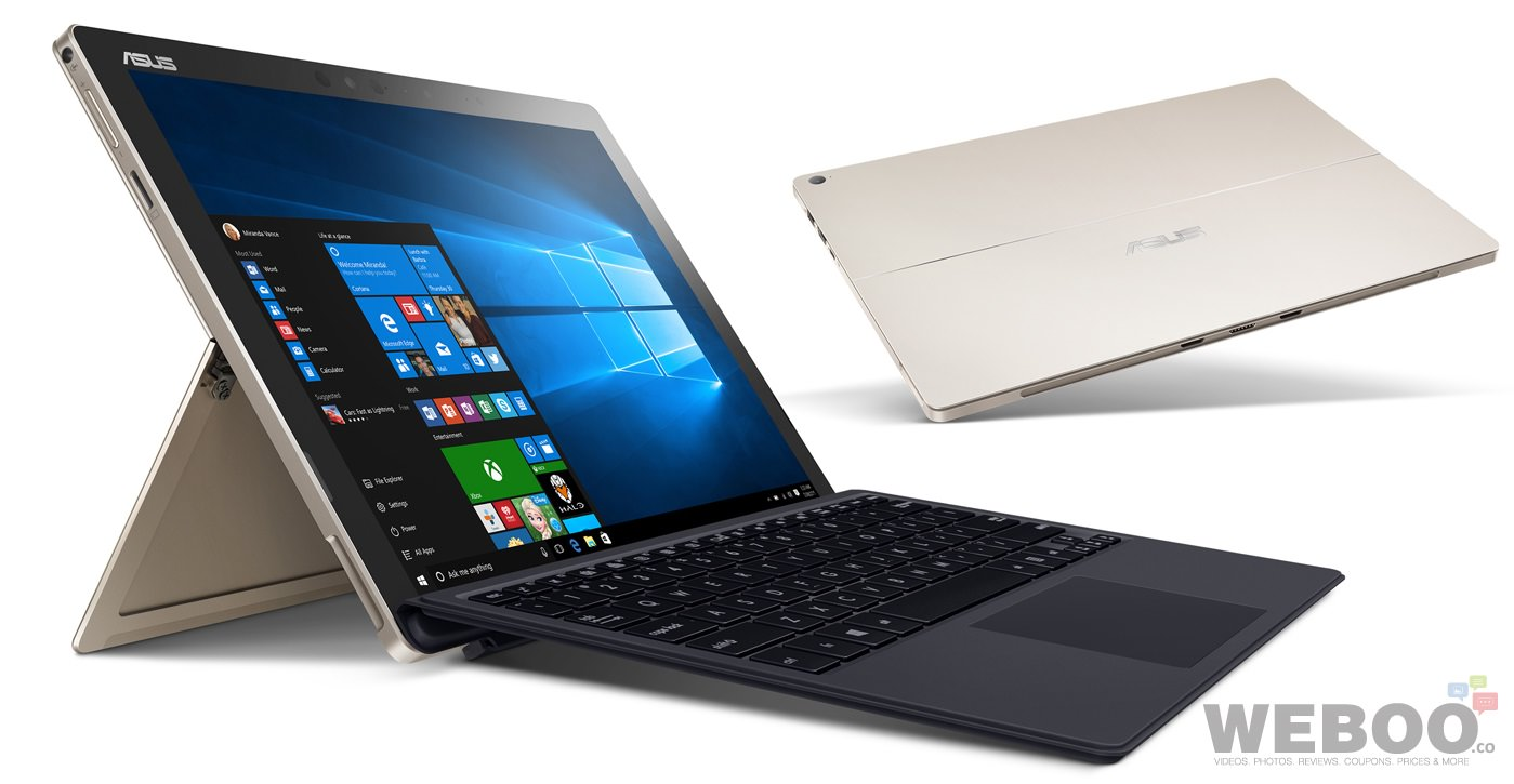 ASUS Transformer 3 Pro Stylish, Ultra-Slim & Compact 2-in-1 PC Weboo-co-1