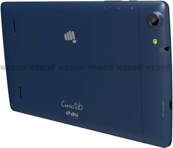 finest selection ef7a8 49be1 Micromax Canvas Tab P681 Tablet Exclusively Launched on India's ...
