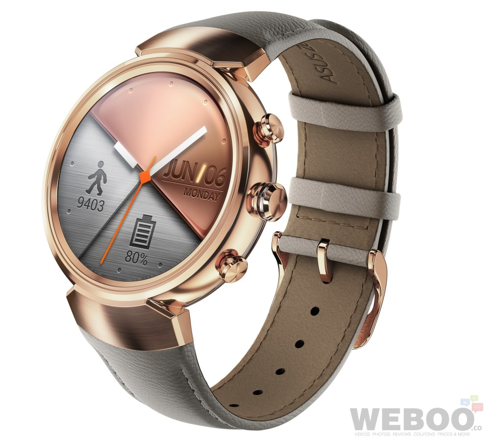ZenWatch 3_Rose gold with leather_WI503Q_Weboo-co