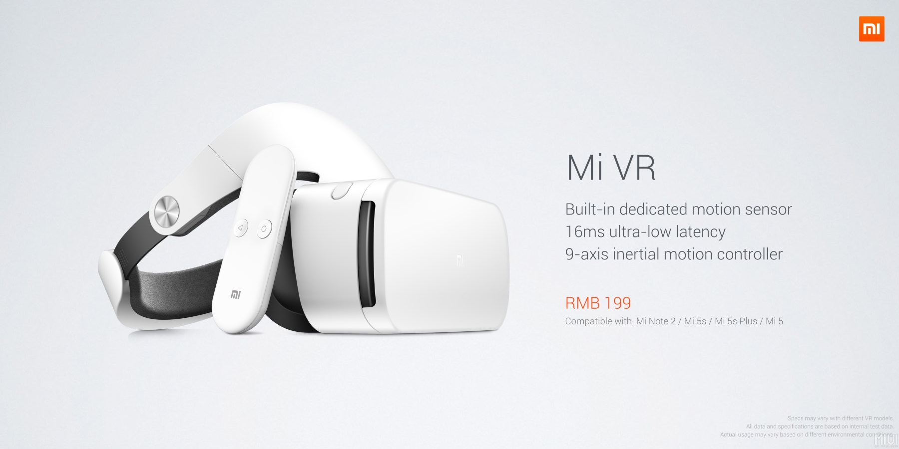 Image result for mi vr headset