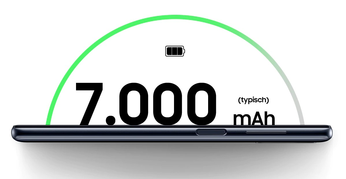 Samsung Galaxy M51 with 7000mAh Battery Introduced